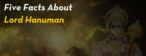 Five Facts about Lord Hanuman