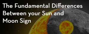 The Fundamental Differences Between your Sun and Moon Sign