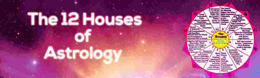 The 12 Houses of Astrology and Their Significance - Astroyogi com