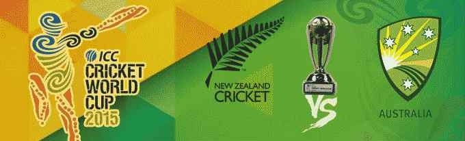 Australia vs New Zealand - ICC World Cup 2015 Finals Astrology