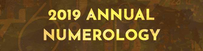 2019 Numerology Predictions - Astroyogi com