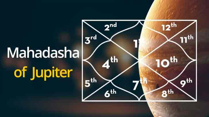 Jupiter Dasa Vedic Astrology