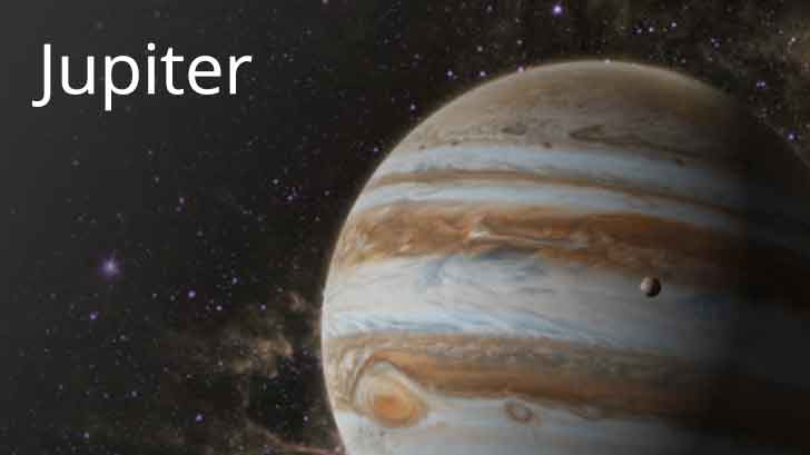 Planet Jupiter - The Greatest of All Planets Jupiter in Vedic Astrology
