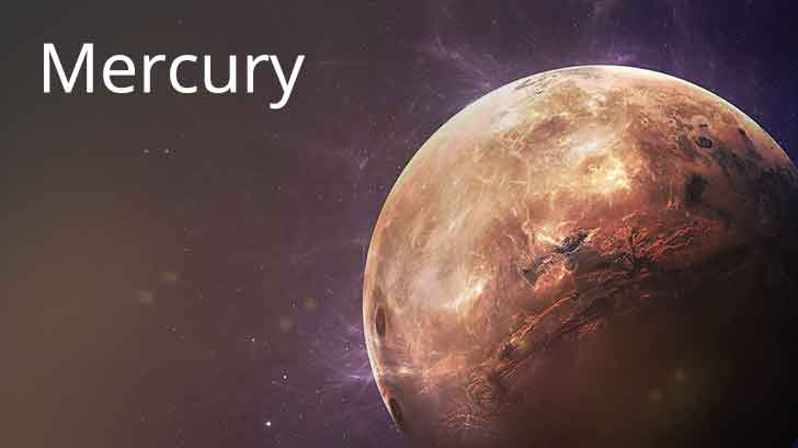 Planet Mercury - Importance of Mercury in Vedic Astrology