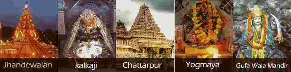 Famous Temples to Visit in Delhi During Navratri