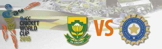 India vs South Africa - ICC World Cup 2015 Astrology Prediction