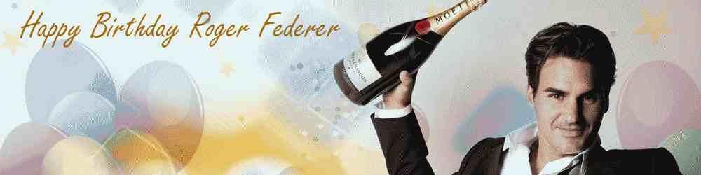 Roger Federer turns 34