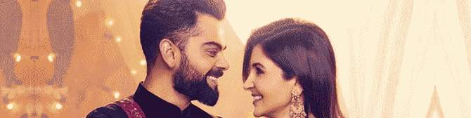 Virat Kohli And Anushka Sharma- Astrological Compatibility