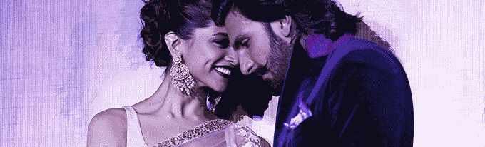 Deepika and Ranveer`s Chemistry