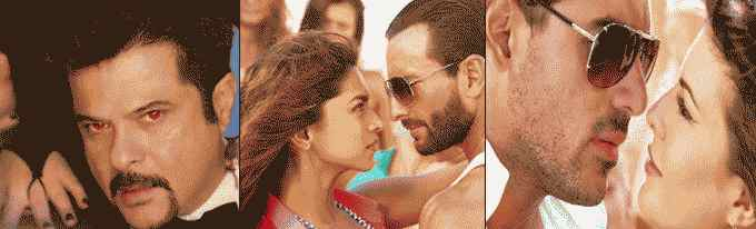 Movie Review: Race 2 - Will it reach the finish line?