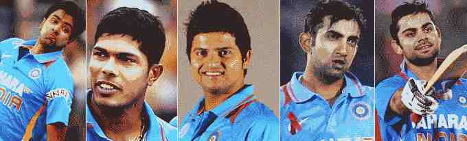 Rising Indian Cricket Stars