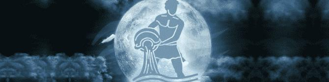 Super Full Moon in Aquarius on August 10