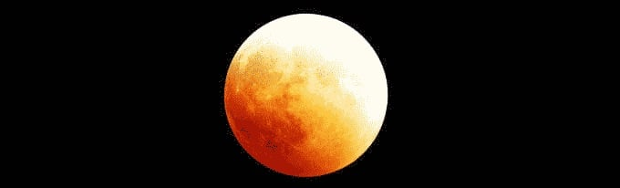 Total Lunar Eclipse on April 15, 2014