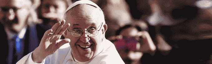 What`s special about Papa Franciscus?