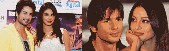 Who's the better match for Shahid?