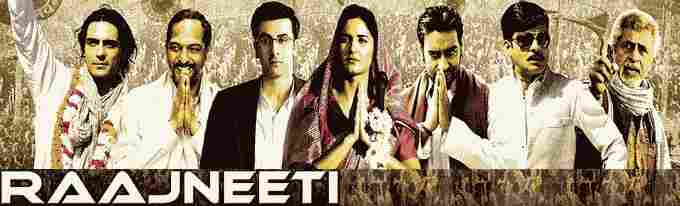 Movie Prediction: Raajneeti