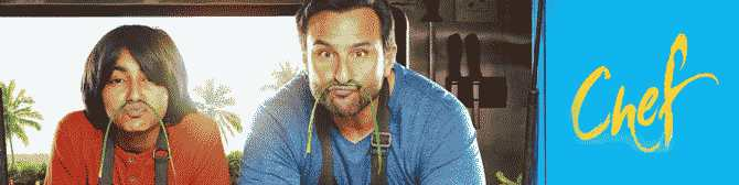 The Faith Of Saif Ali Khan`s Latest Bollywood Release: Chef