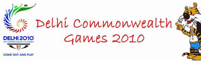 Delhi Commonwealth Games 2010