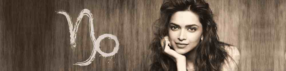 The Reason Men Love Deepika Padukone - A Capricorn
