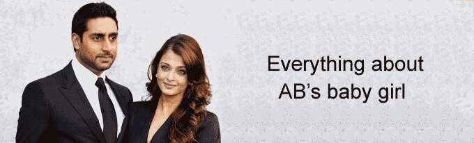 Everything about AB`s baby girl