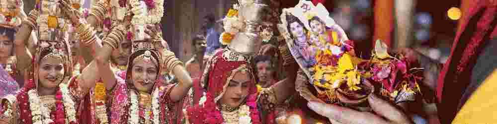 Hariyali Teej: a day to worship Goddess Parvati