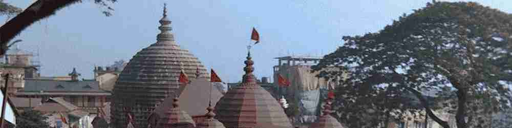 Kamakhya, The Bleeding Goddess`s Temple