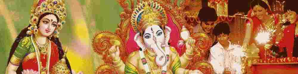 Diwali Puja Muhurat & Procedure