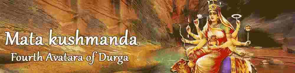 Fourth Day of Navratri - Worshipping Goddess Kushmanda