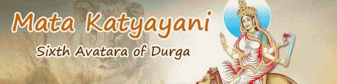 Sixth Day of Navratri - Worshipping Goddess Katyayani
