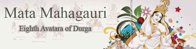 Navratri Day Eight- Worshipping Goddess Mahagauri