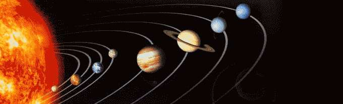 Moon, Venus, Jupiter, Mars and Saturn's combined effects