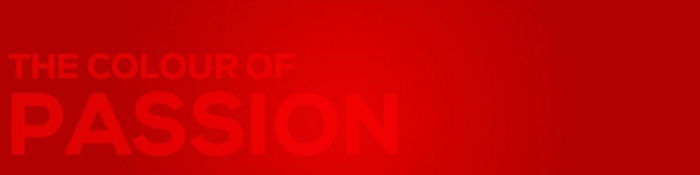 Why Red Is The Colour Of Passion