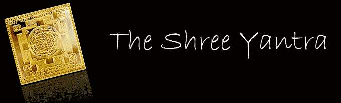 The Shree Yantra