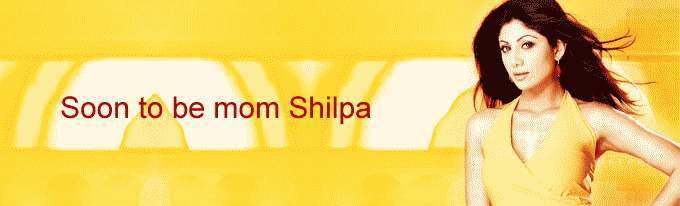 Soon to be mom Shilpa