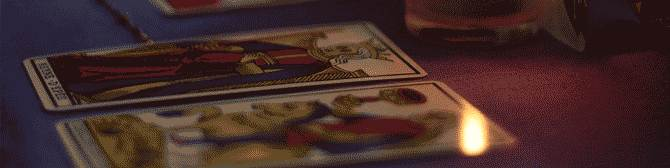 Some Unknown Aspects of Tarot Cards