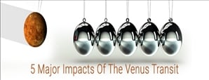5 Most Important Impacts Of The Recent Venus Transit width=