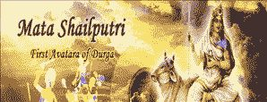 First Day of Navratri - Worshipping Goddess Shailputri width=