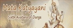 sixth day of navratri worshipping goddess katyayani