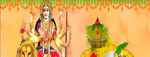 Shardiya Navratri and Kalash Sthapana