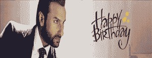 Happy Birthday Saif Ali Khan - Astro Analysis of the 'Chote Nawab` width=