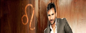 What makes Saif Ali Khan a typical Leo?