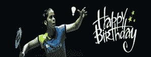 Saina Nehwal - Astro Analysis of the Sports Sensation width=