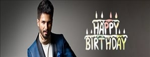 Happy Birthday Shahid Kapoor - Astro Analysis of the Bollywood Star